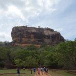 【スリランカ旅行一人旅】まるでラピュタ!世界遺産シーギリアロック:旅行8日目