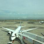 羽田空港ANA系第2ターミナルで素晴らしい景色で飛行機を見ながらの軽食が食べられるお店!