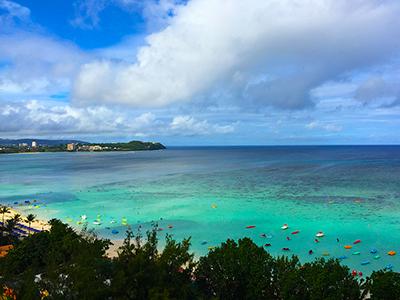 初めての海外旅行はグアム旅行!安心手軽!おすすめする3つの理由