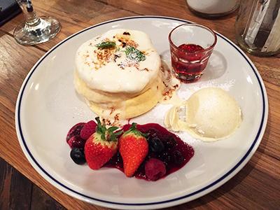 ふわふわ幸せ!大阪 ・心斎橋の大人気パンケーキ店「ELK(エルク)」