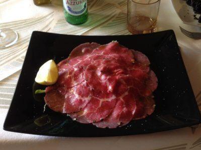 めちゃめちゃ美味しいリド島レストラン!癒し系オーナーの「Trattoria Africa(トラットリア アフリカ)」