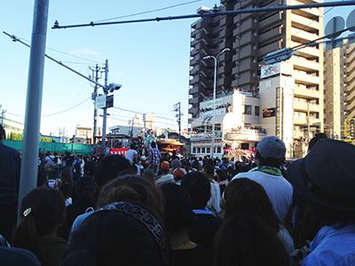 岸和田だんじり祭り完全ガイド!2017年日程とおすすめ観覧場所も!